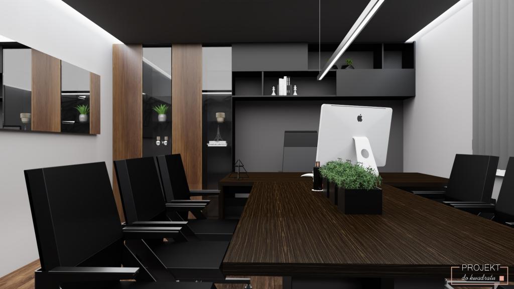 Projekt biura Opole